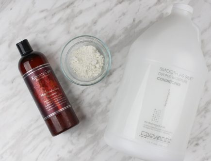 Hair products that I use in 2017 hair care regimen
