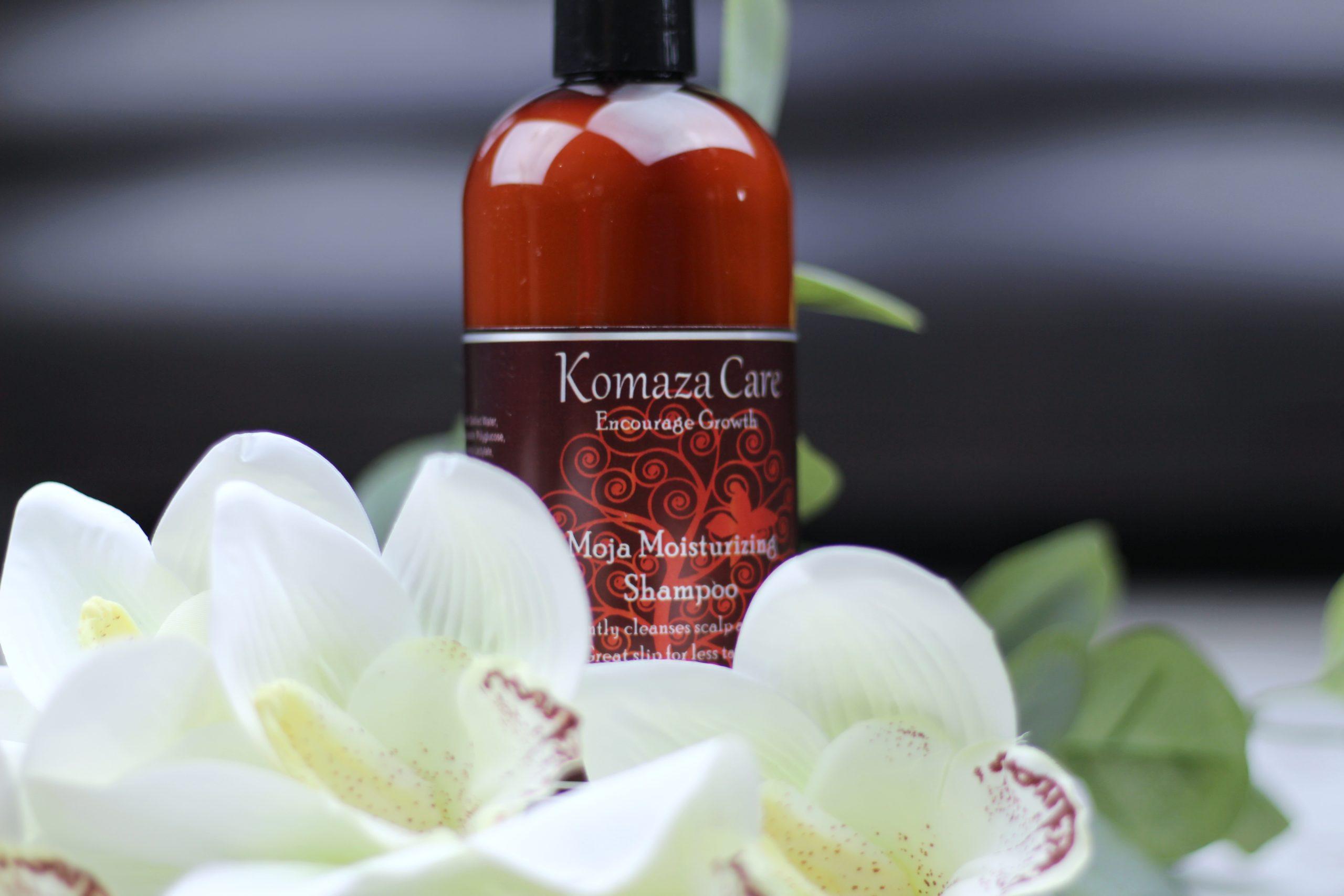 Komaza Hair Care Moja Moisturizing Shampoo