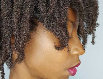 From A to 4z with wet 4c natural hair
